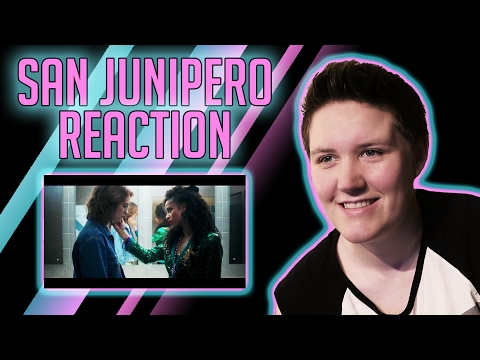 Natalie's reaction to Black Mirror 3x04 - San Junipero