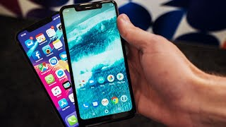 Motorola One hands-on: a budget iPhone X clone thumbnail