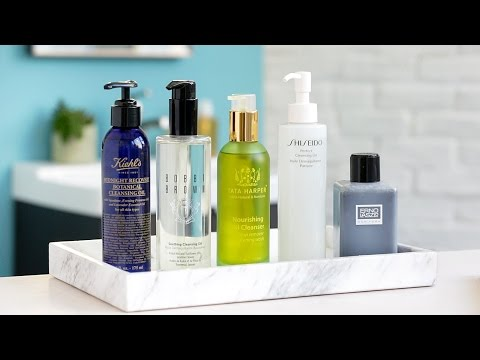 Cleansing Oils 101: Beauty Essentials