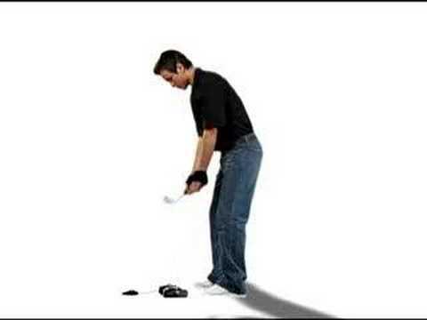 GameTrak Real World Golf
