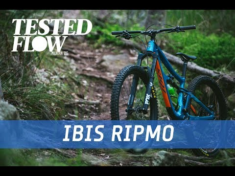 Ibis Ripmo Review – Flow Mountain Bike
