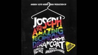Joseph and the amazing technicolor dreamcoat - the brothers come to egypt/grovel grovel
