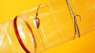 Кружки для рыбалки из пластика