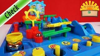 MURMEL WETTKAMPF! SCREWBALL SCRAMBLE Tricky Golf von Tomy Toys