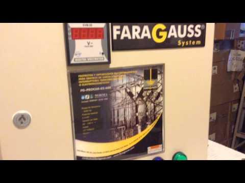 Protector de Centros de Carga 600 A PROCAR 600 marca FARAGAUSS |