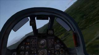 preview picture of video 'FSX - Thuds Attack Noi Bai'