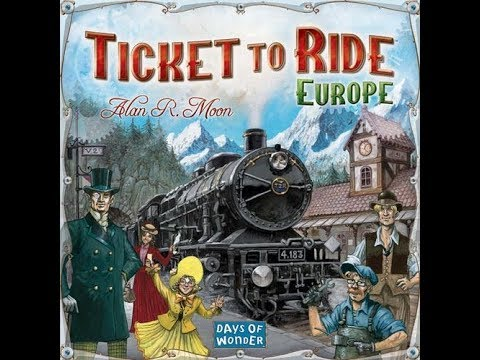 To the Table: Talking Ticket to Ride: Europe