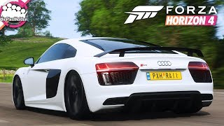 FORZA HORIZON 4 #113 - Wir tunen unseren eigenen R8 Performance - DWIF - Let's Play Forza Horizon 4