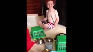 Little Drummer Boy Reid