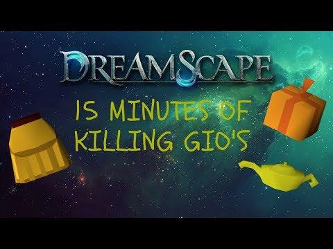 Dreamscape rsps chilling and grinding - смотреть онлайн на