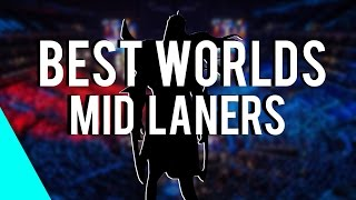 Who Is The Best Mid Laner ? Worlds Hype Montage 2015 | (League Of Legends)