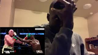 DEONTAY WILDER VS TYSON FURY FULL FIGHT HIGHLIGHTS Reaction