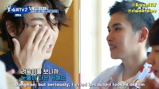 [ENGSUB] 180823 SuperTV S2 EP12 – Ryeowook's Letter To Donghae