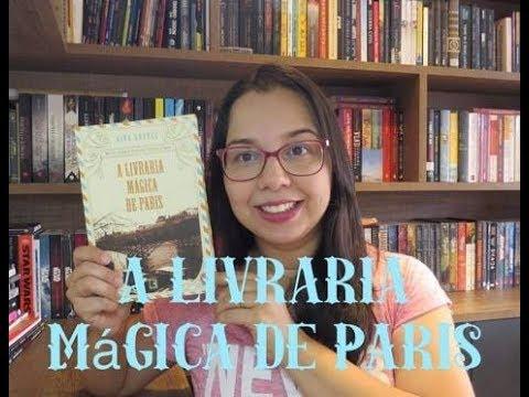 A Livraria Mágica de Paris por Nina George| Editora Record  | Blog Leitura Mania