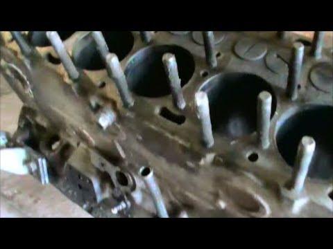 Притираем клапана ГАЗ 51(ГАЗ-69,М20)