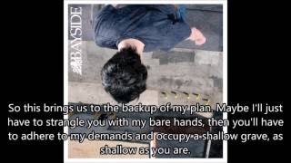 Bayside - Existing in a Crisis (Evelyn) - Lyrics