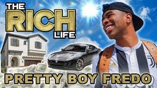 Pretty Boy Fredo   The Rich Life   Orlando Mansion, Jaguar F Type, Camaro & more