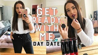 Get Ready With Me For A Day Date! 🔥