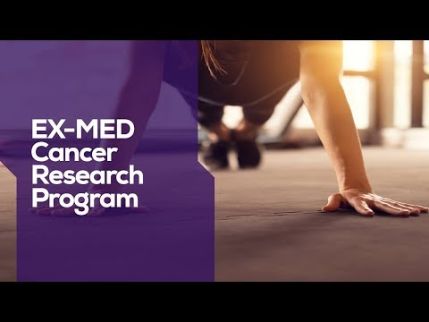 ACU I EX-MED Cancer I Treating patients through prescription exercise