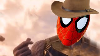 Old Spiderman Road (Old Town Road Spiderman Avengers Lil Nas X Parody)