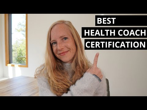 What's The Best Health Coach Certification?