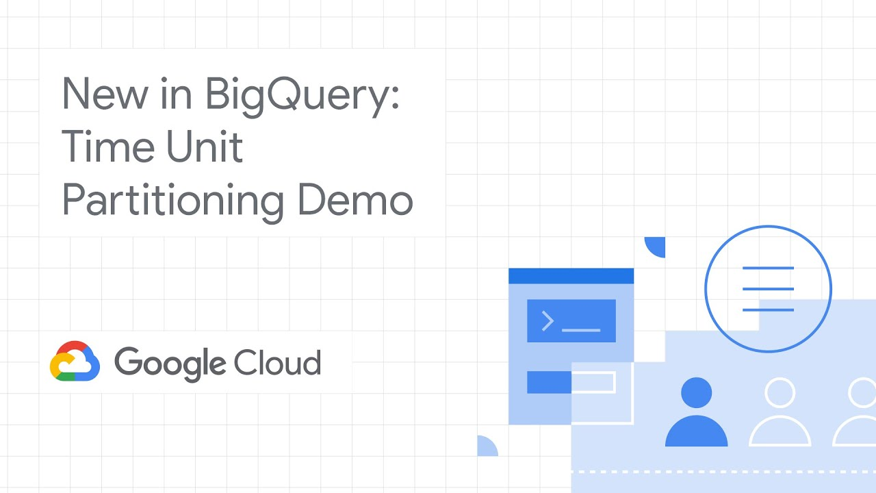 New in BigQuery: more granular control over your partitions with Time Unit Partitioning.