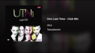 اغاني حصرية One Last Time (Club Mix) - UTN1 تحميل MP3
