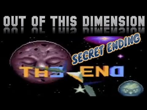 WEIRD SECRET ENDING in Star Fox SNES