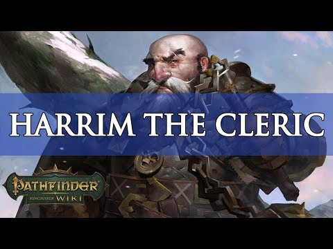 Pathfinder Kingmaker Builds: Harrim Beginner Guide - Free