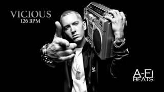 Vicious - Hard Eminem Style Beat