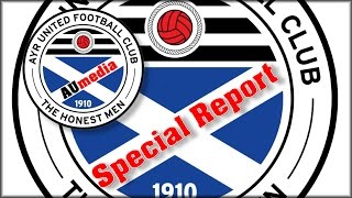 Ayr United Media spoke to Michael Rose and the returning Michael Moffat