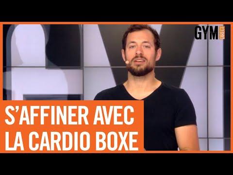 S'AFFINER AVEC LA CARDIO BOXE #ENSEMBLEALAMAISON