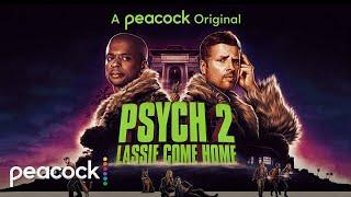Psych 2: Lassie Come Home (2020) Video