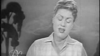 """Patsy Cline """"How Can I Face Tomorrow"""""""