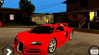 GTA SAN ANDREAS ANDROID MOD CARS ★★★ #download_link