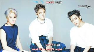 JYJ - Dad, You're There [hangul / roman / eng sub]