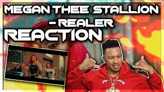 Megan Thee Stallion   Realer (Official Video) Reaction Video