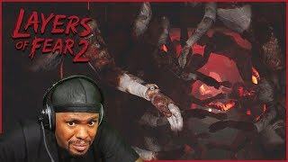 They Took Things To A New Level! - Layers Of Fear 2 (Ep.7)