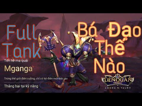 Tập 2: Cách chơi Mganga tăng sức mạnh mùa 8 phiên bản mùa đông kỳ thú lên full tank