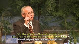 Sức Mạnh Lời Nói - Mục Sư Dương Quốc Tùng-TVABHP