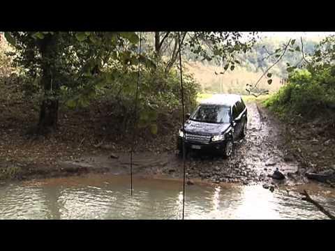 TEST Offroad Land Rover Freelander 2 eD4 2013