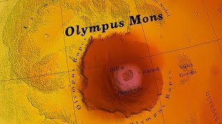 Largest Volcano in the Solar System