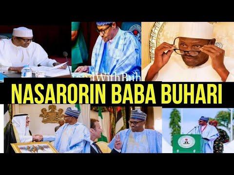 Nasarorin Baba Buhari cikin Shekara uku