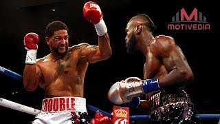 Deontay Wilder vs Dominic Breazeale - A CLOSER LOOK