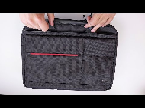 Lenovo Laptoptasche Professional Topload Case 4X40E77323 im Test