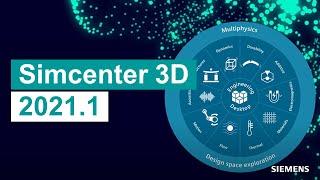 Nowości w SIMCENTER 3D 2021.1