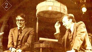POVÍDKY ŠIMKA A GROSSMANNA 2 (celý album) - účinkujú M. Šimek a J. Grossmann (1981)_Rip vinyl LP