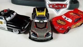 ТАЧКИ. Шериф, Молния Маквин и бешеный Кабуто! Машинки из Мультика ТАЧКИ 2  Disney Cars. Игрушки ТВ