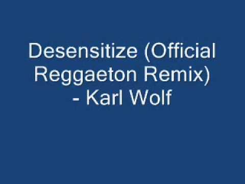 Desensitize (Official Reggaeton Remix) - Karl Wolf.wmv