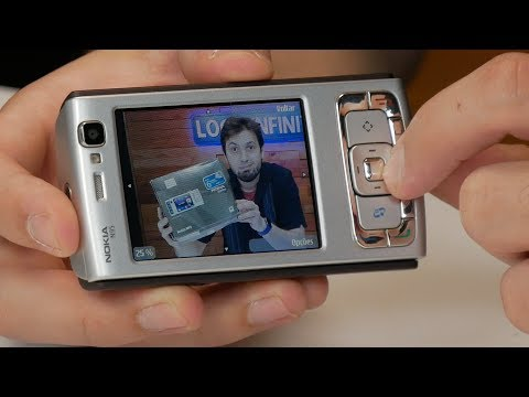 NOKIA N95: UNBOXING E HANDS ON!